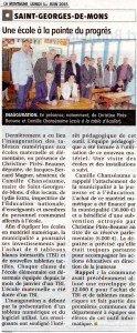 7 SAINT GEORGES DE MONS TABLEAU NUMERIQUE  01 06 2015