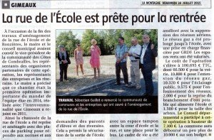 22 GIMEAUX RUE DE L'ECOLE  24 07 2015