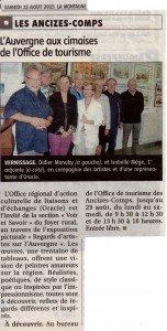 31 LES ANCIZES  REGARDS D'ARTISTES  15 08 2015